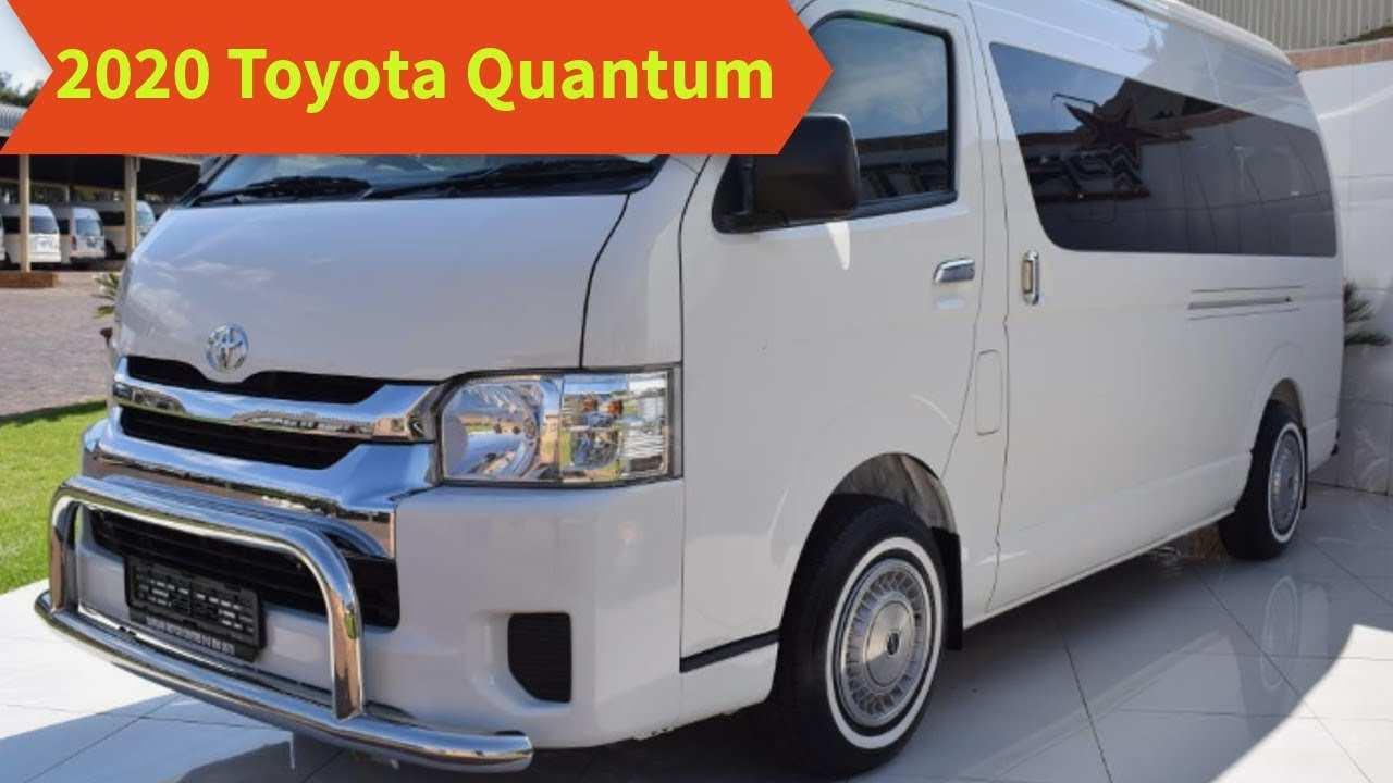 11 New Toyota Quantum 2020 Model Redesign for Toyota Quantum 2020 Model