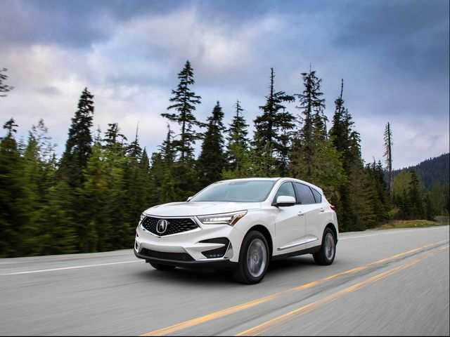 12 All New 2020 Acura Rdx V6 Spy Shoot for 2020 Acura Rdx V6