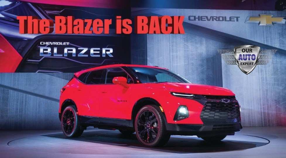 12 All New 2020 Chevrolet Blazer K 5 Specs by 2020 Chevrolet Blazer K 5