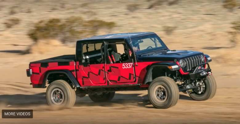 12 All New 2020 Jeep Gladiator King Of The Hammers Price and Review for 2020 Jeep Gladiator King Of The Hammers