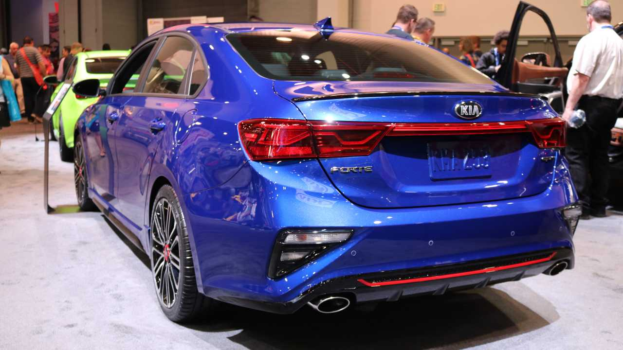 12 All New 2020 Kia Forte Gt New Concept by 2020 Kia Forte Gt