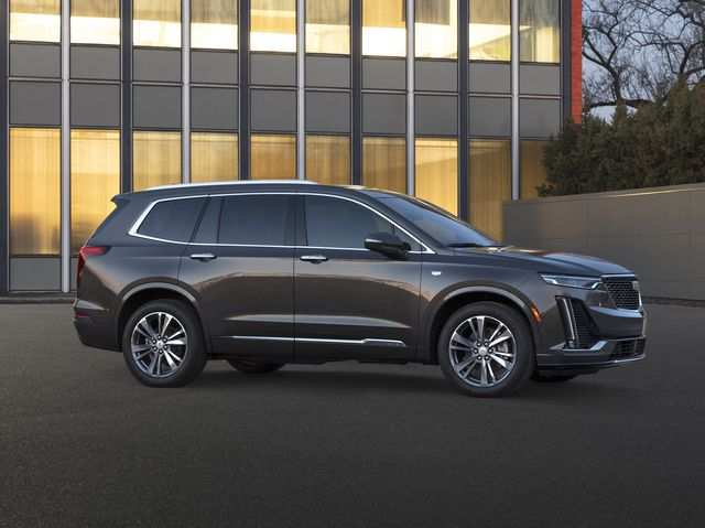 12 All New Cadillac Hybrid Suv 2020 Picture for Cadillac Hybrid Suv 2020