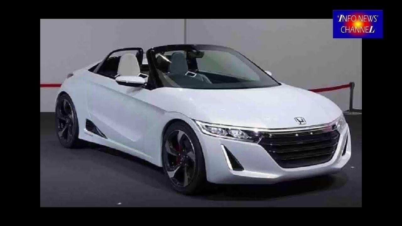 2020 Honda S2000and Overview