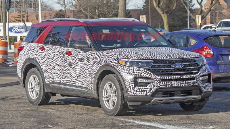 12 Best Review Ford Unveils The New 2020 Explorer Redesign and Concept by Ford Unveils The New 2020 Explorer