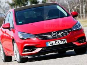 12 Best Review Opel Astra Kombi 2020 Redesign and Concept by Opel Astra Kombi 2020