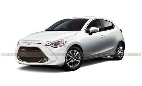 12 Best Review Toyota Yaris Sedan 2020 Spy Shoot with Toyota Yaris Sedan 2020
