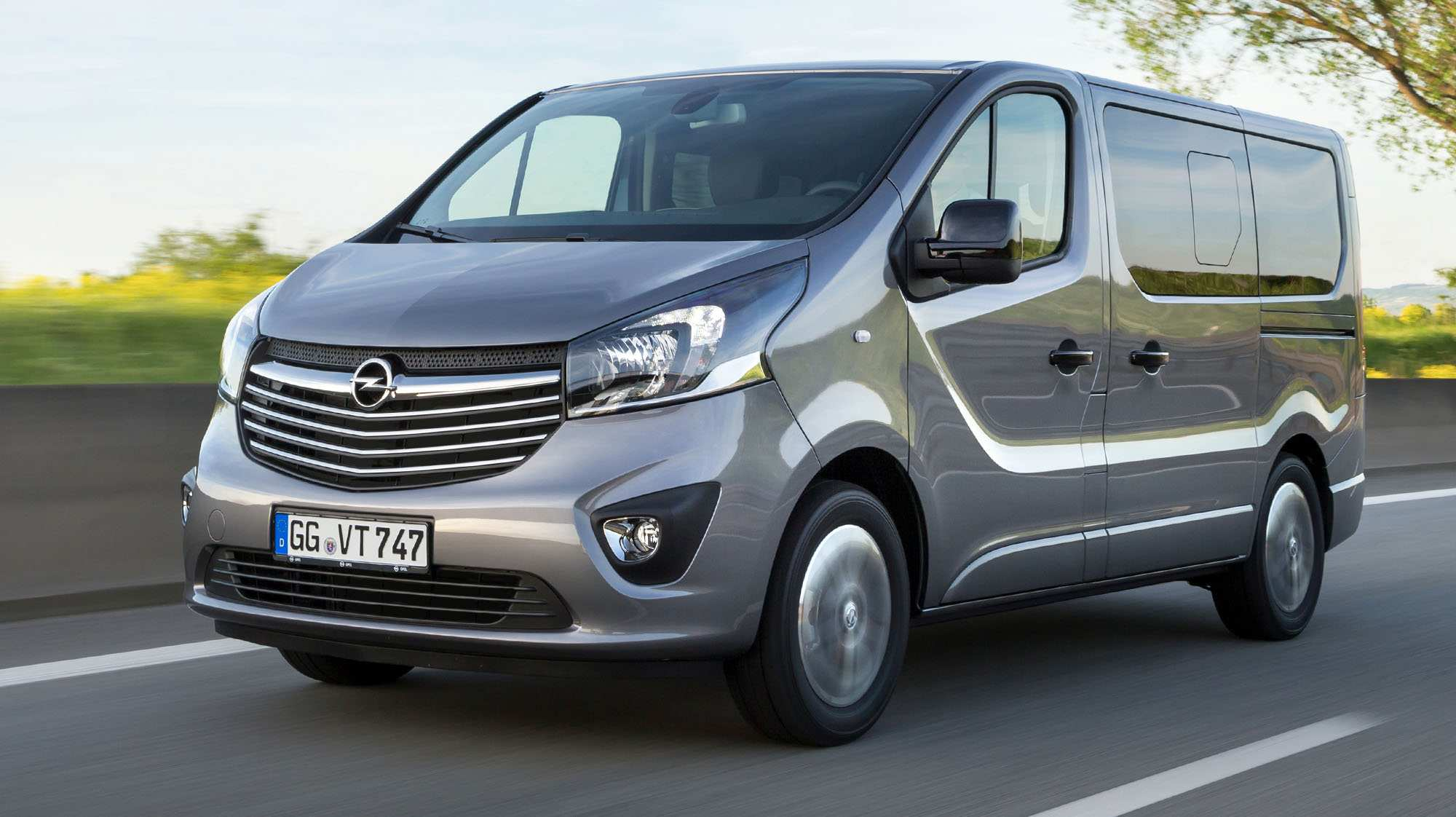 12 Concept of 2019 Opel Vivaro Images for 2019 Opel Vivaro