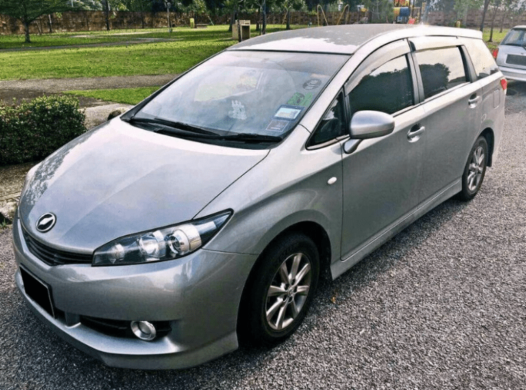 12 Concept of 2020 New Toyota Wish Redesign and Concept with 2020 New Toyota Wish