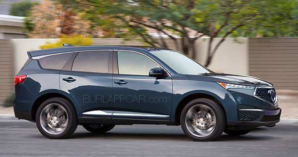 12 Gallery of Acura Suv 2020 Spesification with Acura Suv 2020
