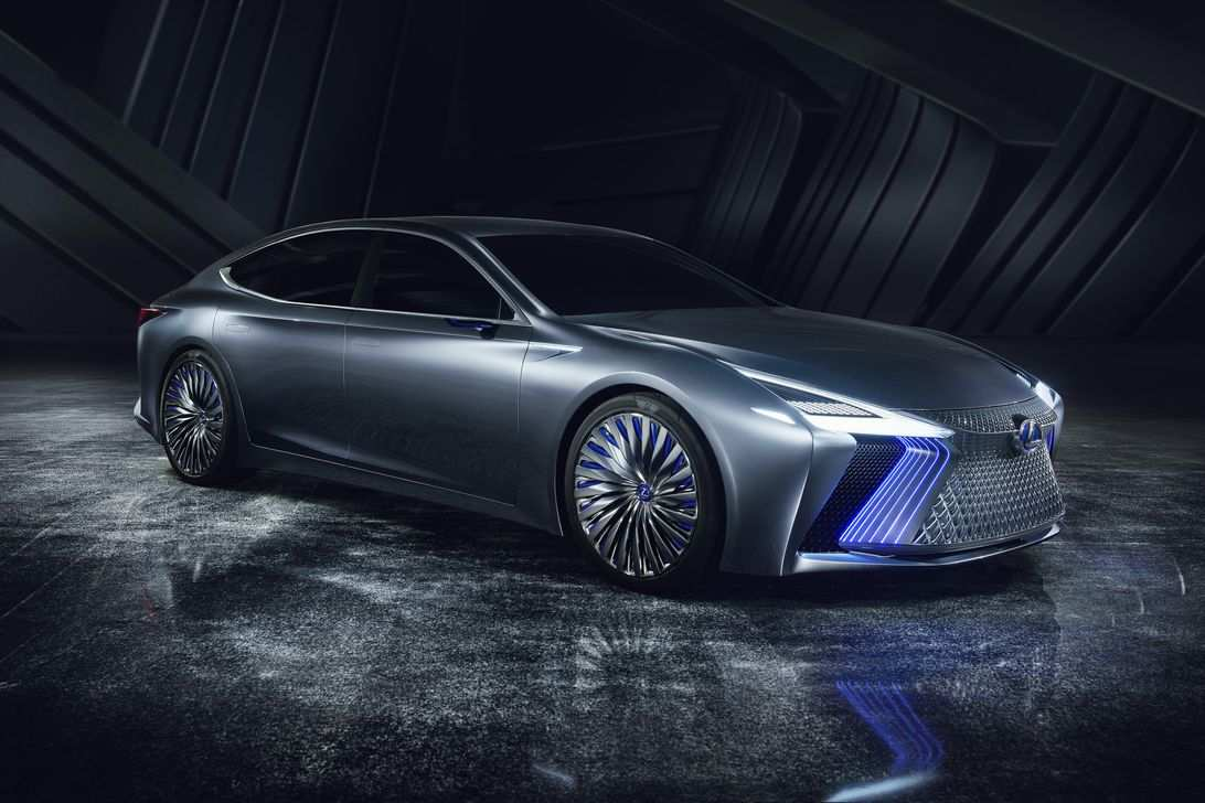 12 Gallery of Lexus Concept 2020 Review with Lexus Concept 2020