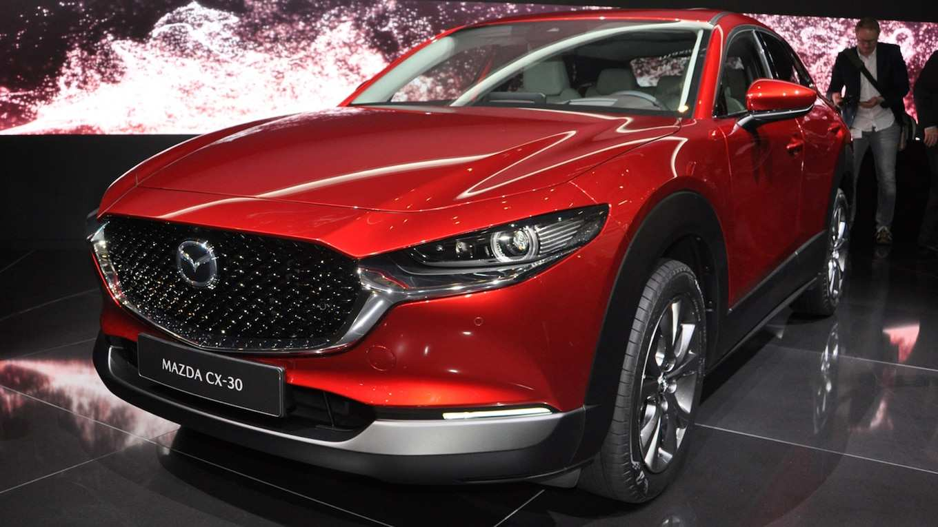 12 Gallery of Mazda X3 2020 First Drive with Mazda X3 2020