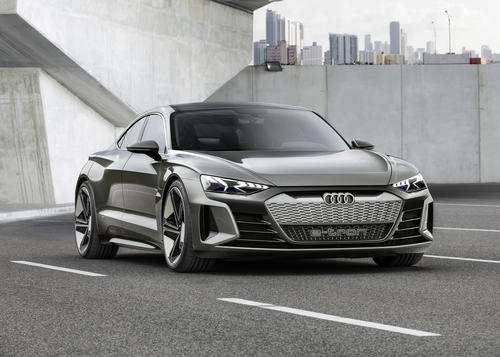 12 New 2020 Audi E Tron Gt Performance and New Engine by 2020 Audi E Tron Gt