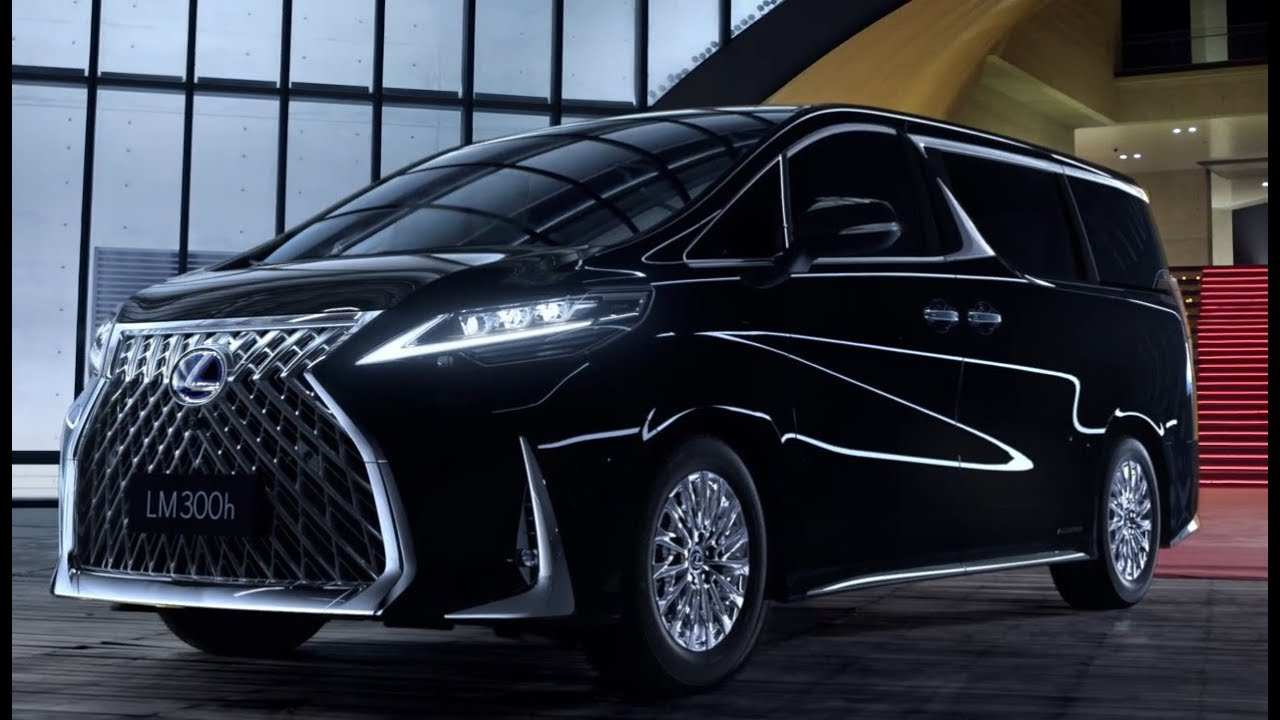 12 The Lexus Mpv 2020 Wallpaper by Lexus Mpv 2020