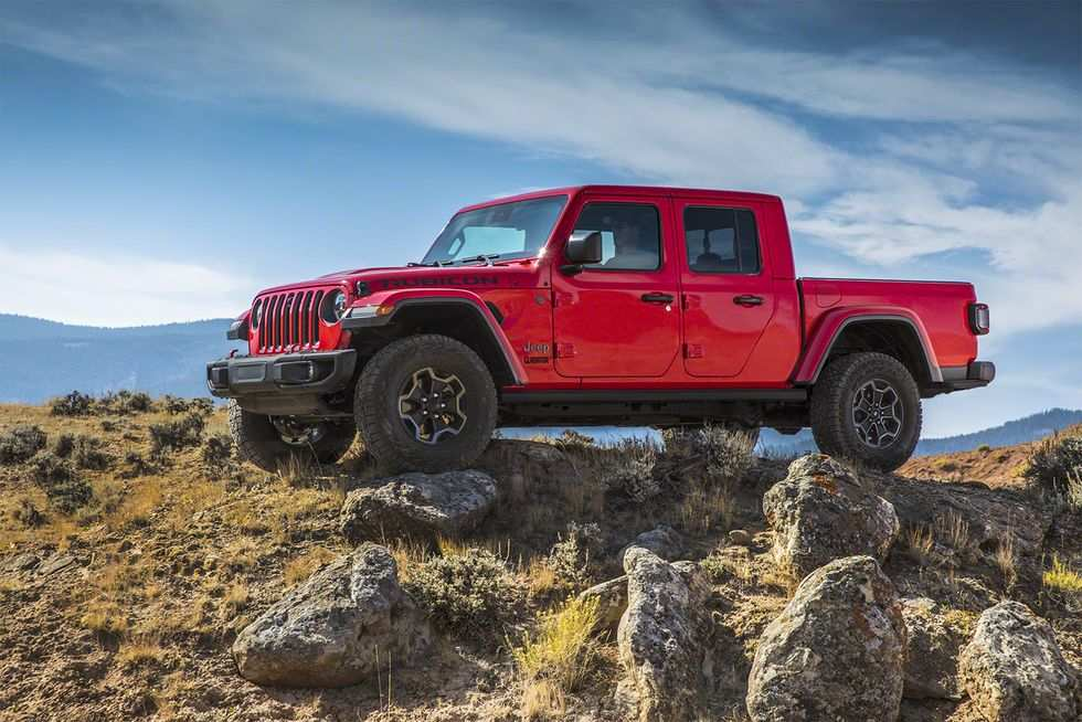 13 All New 2020 Jeep Gladiator Engine Specs Photos with 2020 Jeep Gladiator Engine Specs