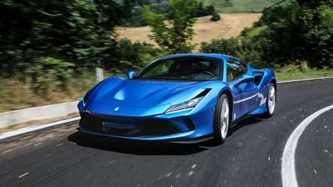 13 All New Ferrari D 2020 Redesign by Ferrari D 2020