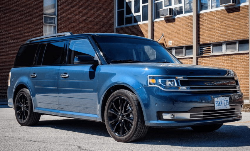 13 All New Ford Flex 2020 Interior for Ford Flex 2020