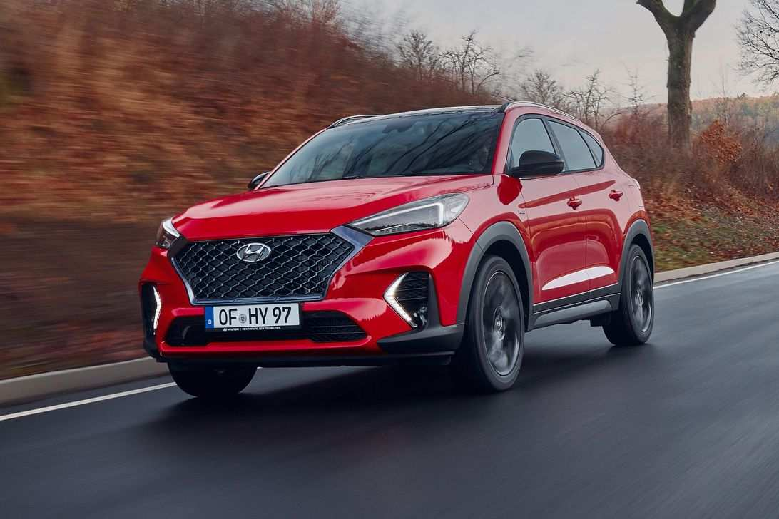 13 Best Review Hyundai Tucson N Line 2020 New Concept by Hyundai Tucson N Line 2020
