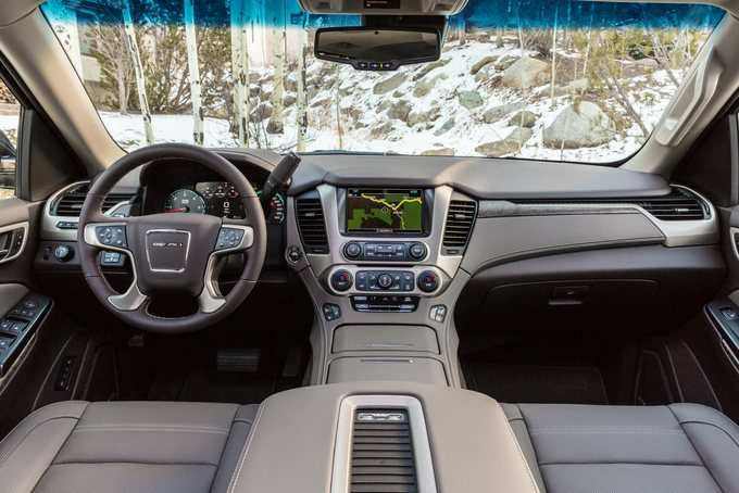 13 Best Review What Does The 2020 Gmc Yukon Look Like Style for What Does The 2020 Gmc Yukon Look Like