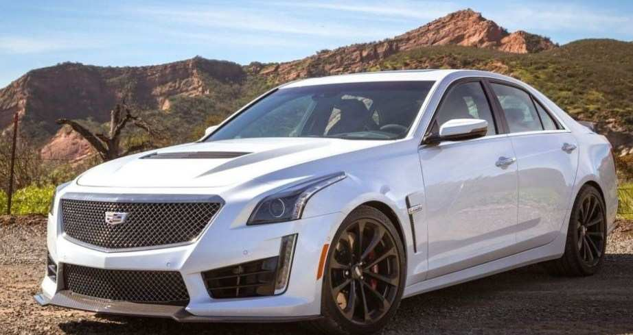 13 Concept of Cadillac Ats V 2020 Configurations for Cadillac Ats V 2020