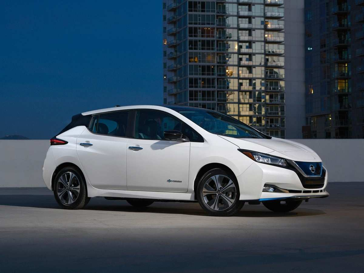13 Concept of Nissan Leaf 2019 Review Spesification with Nissan Leaf 2019 Review