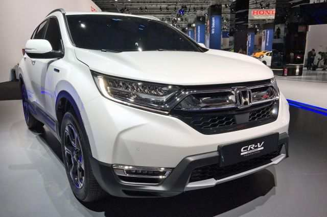 13 Concept of When Will 2020 Honda Crv Be Released Release Date for When Will 2020 Honda Crv Be Released