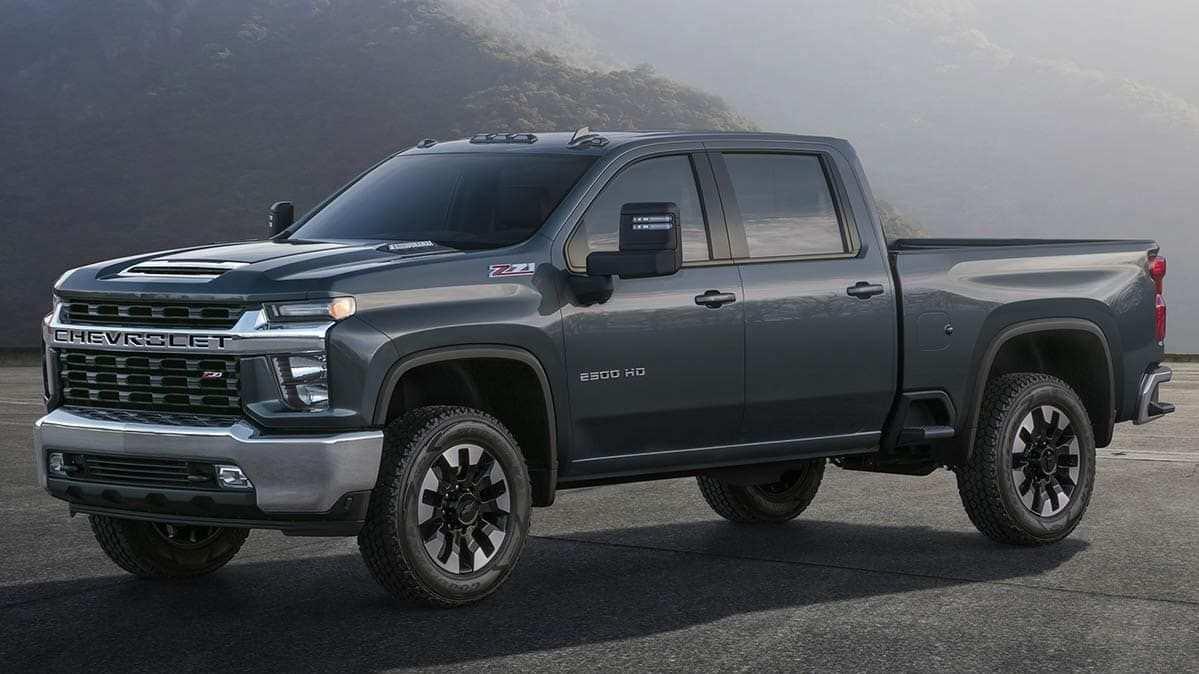 13 Great Chevrolet Silverado 2020 Release for Chevrolet Silverado 2020