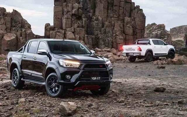 13 Great Toyota Hilux 2020 Usa Exterior and Interior for Toyota Hilux 2020 Usa