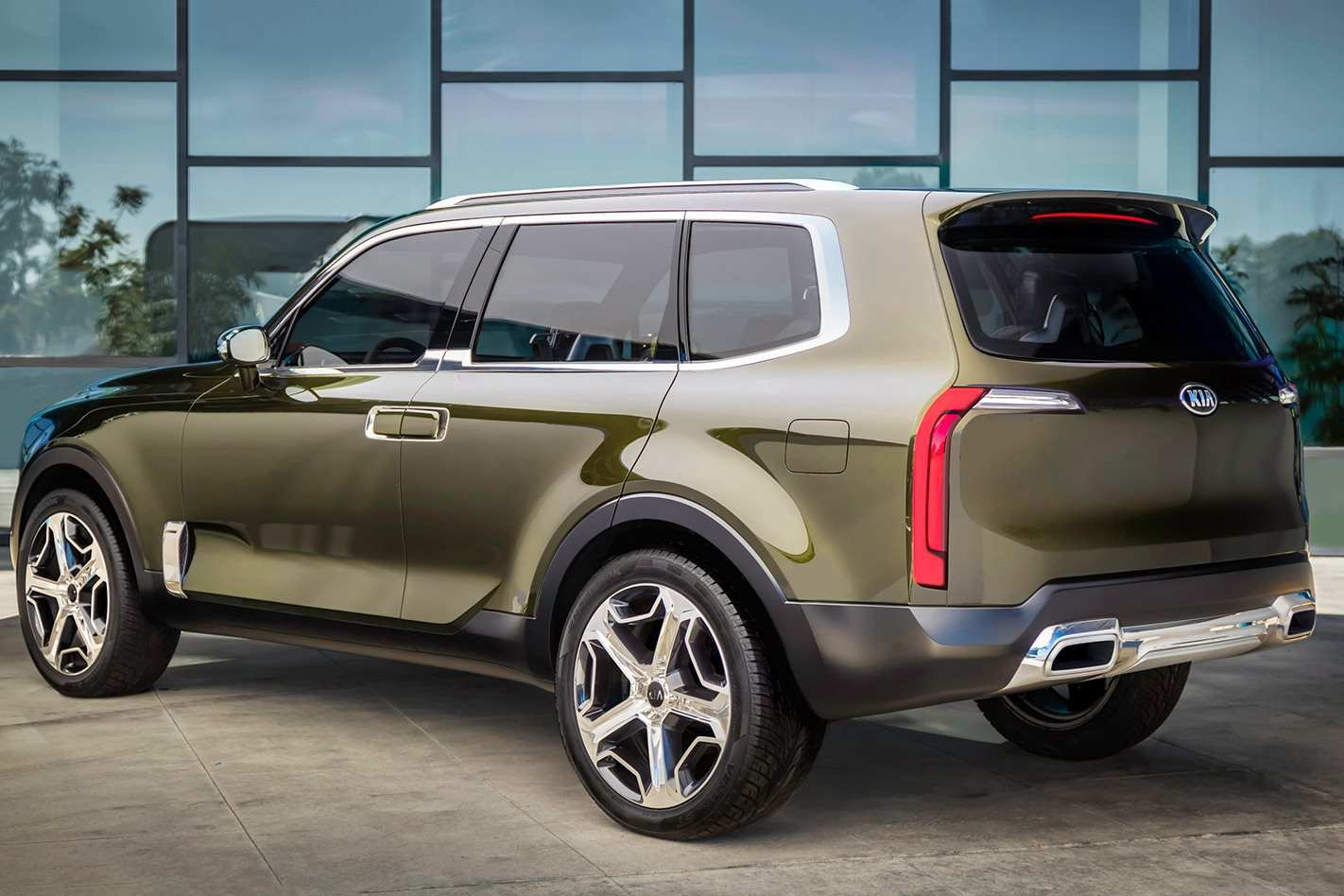 13 New 2020 Kia Telluride Australia Performance for 2020 Kia Telluride Australia