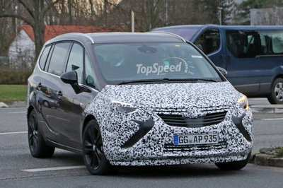 13 New Futur Opel Zafira 2020 Redesign and Concept for Futur Opel Zafira 2020
