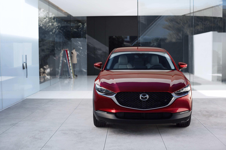 Kekurangan Mazda X30 Review