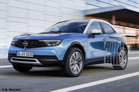 14 All New Neue Opel Bis 2020 Exterior by Neue Opel Bis 2020