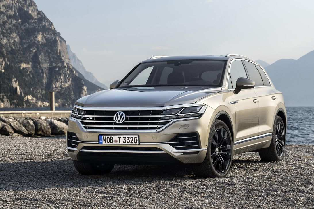 14 All New Xe Volkswagen Tiguan 2020 Redesign with Xe Volkswagen Tiguan 2020