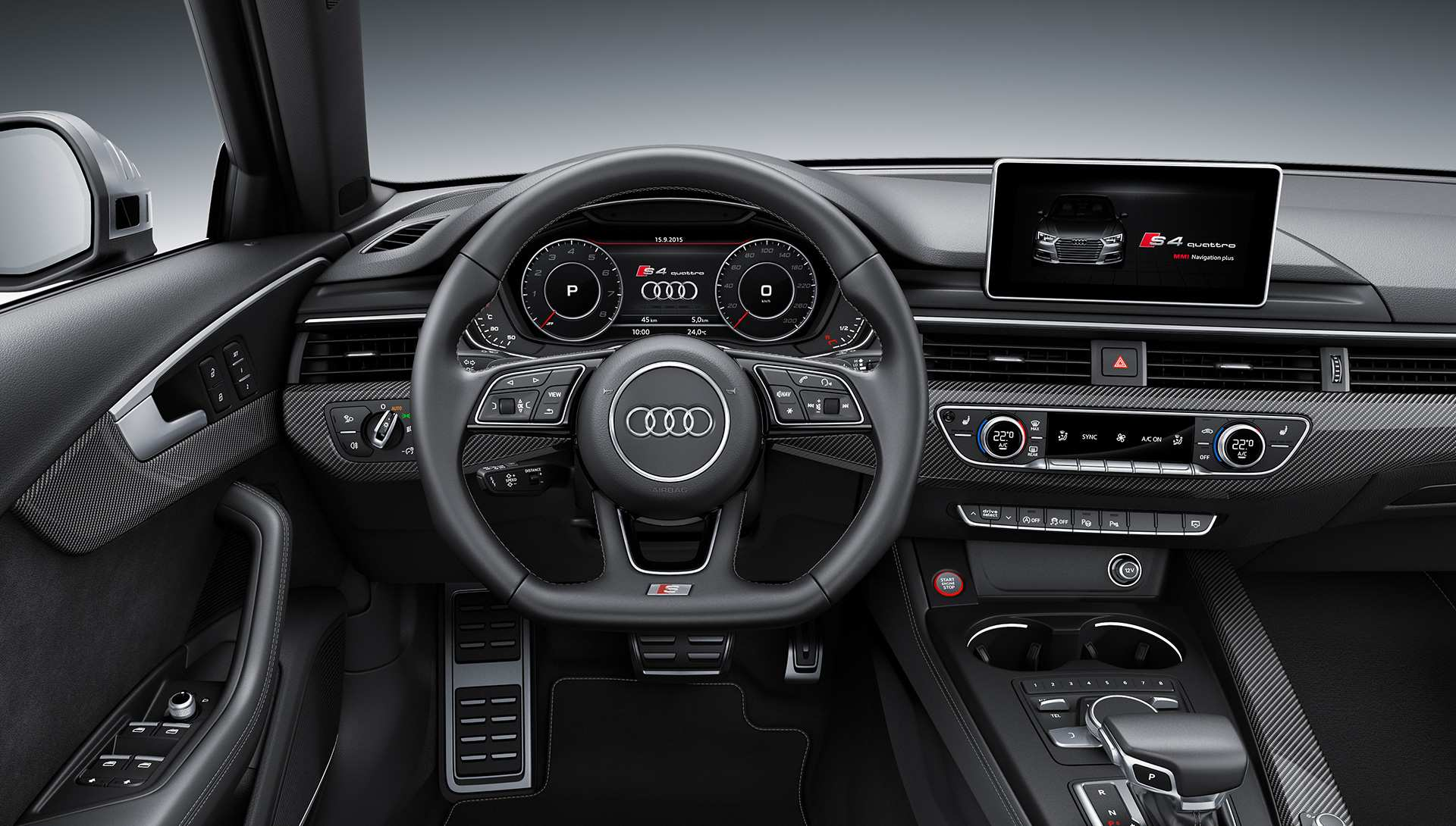14 Concept of 2019 Audi S4 First Drive with 2019 Audi S4