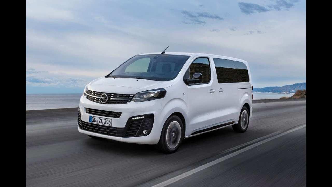14 Concept of 2019 Opel Vivaro Exterior with 2019 Opel Vivaro