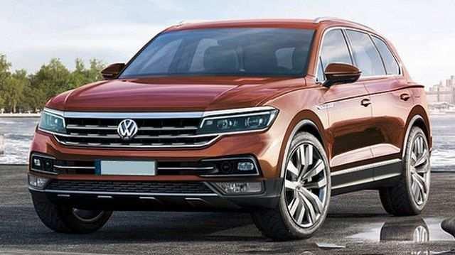 14 Concept of Volkswagen Touareg Hybrid 2020 Engine for Volkswagen Touareg Hybrid 2020