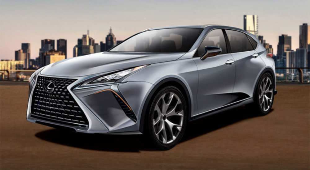 14 Gallery of Lexus Concept 2020 Spesification with Lexus Concept 2020