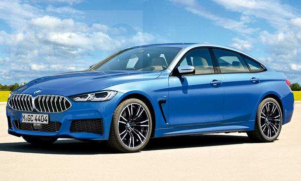 14 Great Bmw Gran Coupe 2020 Exterior and Interior for Bmw Gran Coupe 2020