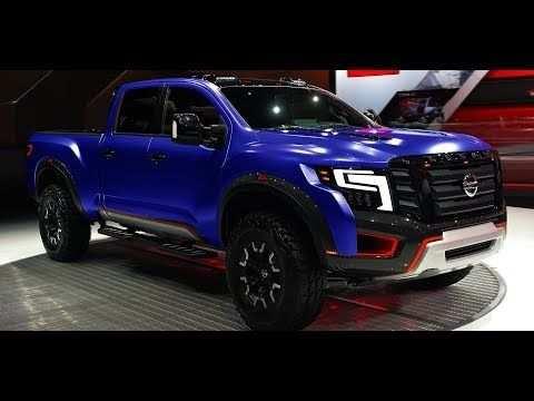 14 Great Nissan Titan Warrior 2020 Prices for Nissan Titan Warrior 2020
