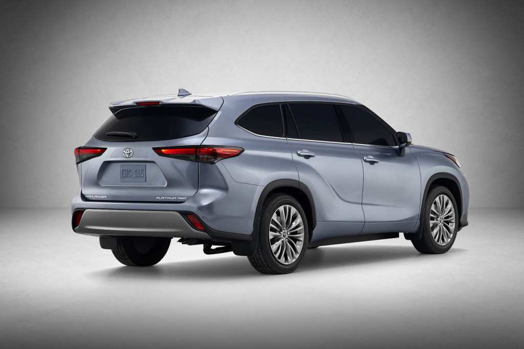 14 Great Toyota Outlander 2020 Configurations by Toyota Outlander 2020