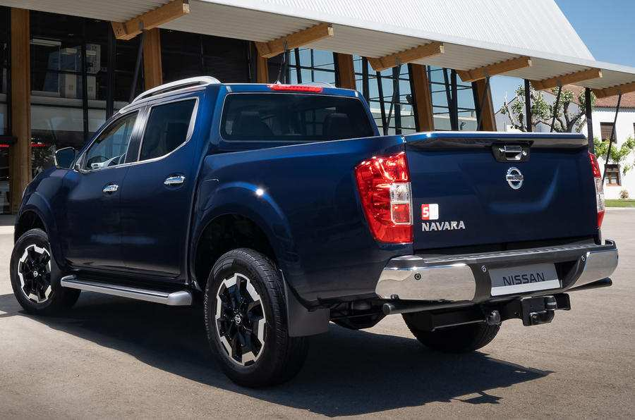 14 New 2020 Nissan Navara Uk Engine for 2020 Nissan Navara Uk