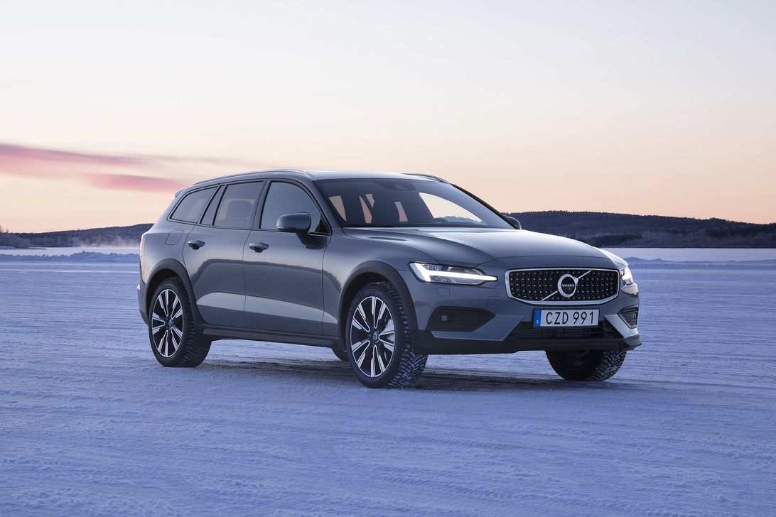 14 New 2020 Volvo V60 Wagon Model with 2020 Volvo V60 Wagon