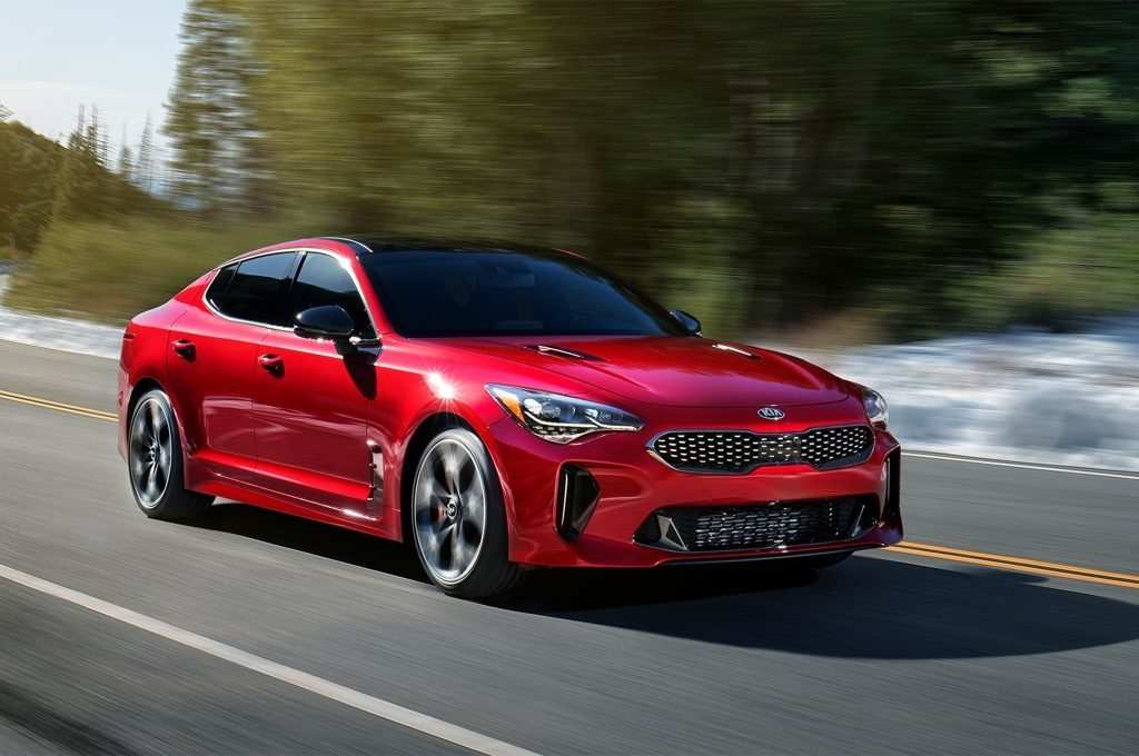 15 All New 2019 Kia Gt Coupe Configurations by 2019 Kia Gt Coupe