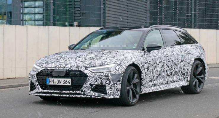 15 All New 2020 Audi Rs6 Wagon Configurations for 2020 Audi Rs6 Wagon