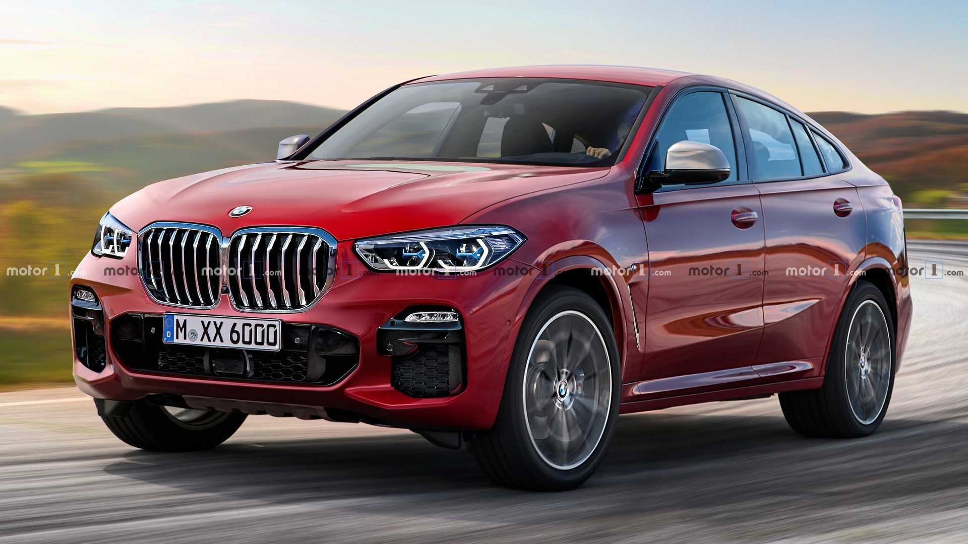 15 Concept of Bmw X62020 Review by Bmw X62020