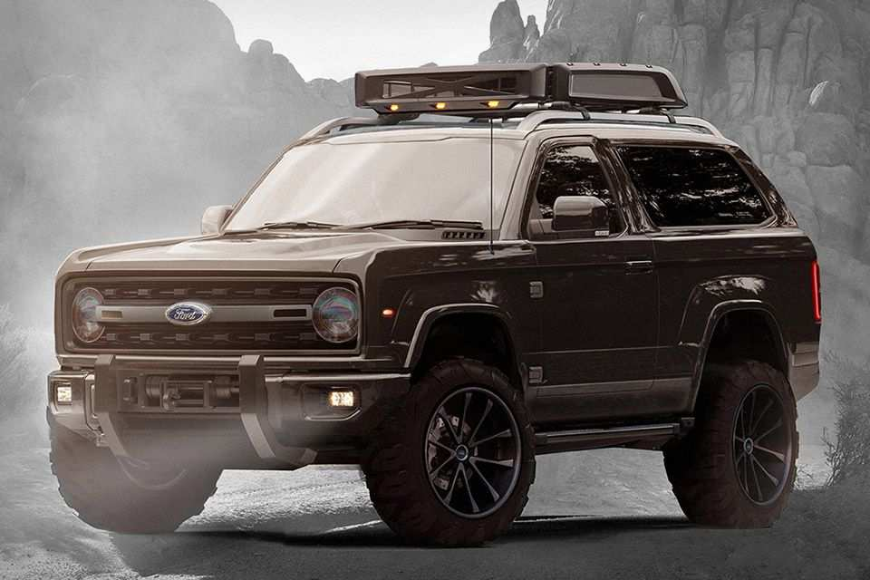 15 Concept of Ford S New Bronco 2020 Speed Test with Ford S New Bronco 2020