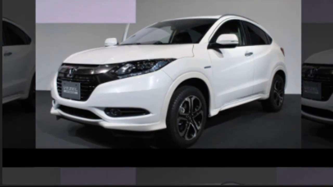 15 Concept of Honda Vezel 2020 Model Spy Shoot by Honda Vezel 2020 Model