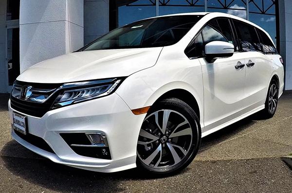 15 Great 2020 Honda Odyssey Release Date Rumors by 2020 Honda Odyssey Release Date