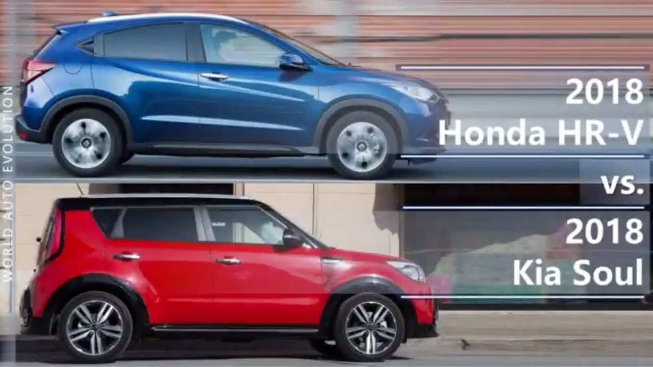15 New 2020 Kia Soul Vs Honda Hrv Interior for 2020 Kia Soul Vs Honda Hrv