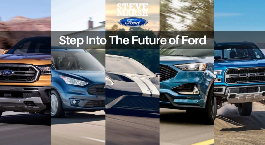 15 New Ford Vehicles 2020 Redesign and Concept with Ford Vehicles 2020