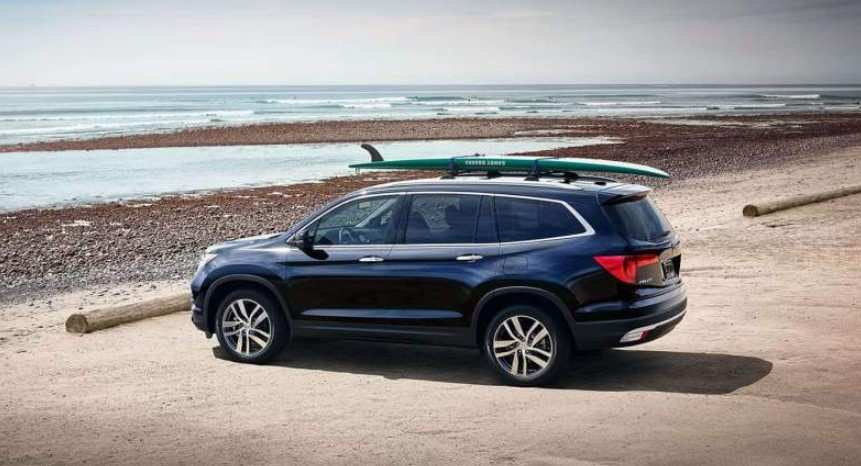 15 New Honda Pilot 2020 Hybrid Performance by Honda Pilot 2020 Hybrid